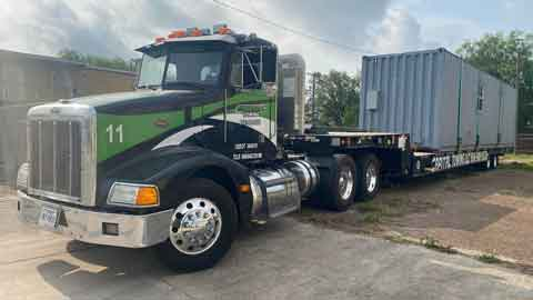 Container Loading Rio Grande Valley