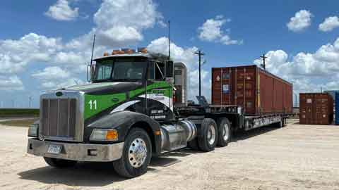 Heavy Equipment Hauling Rio Grande Valley