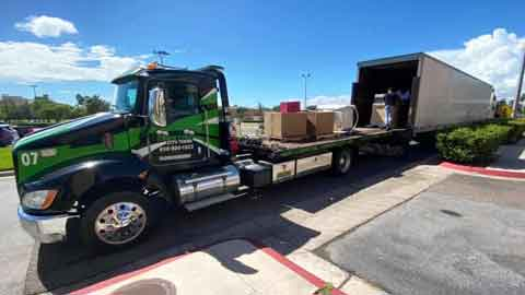 Load Shift Service RGV
