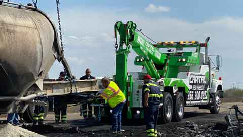 Heavy Cargo Site Remediation RGV